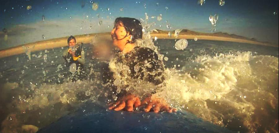 "Surfen als Therapie: ""Break away"""