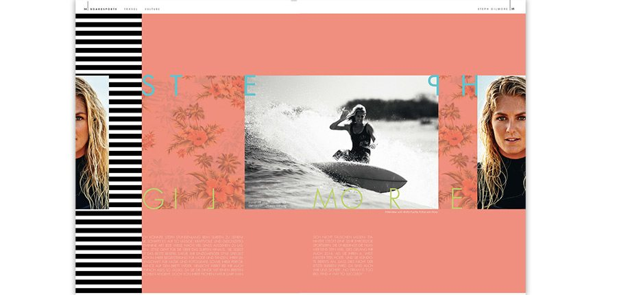 Golden Ride - Interview Steph Gilmore