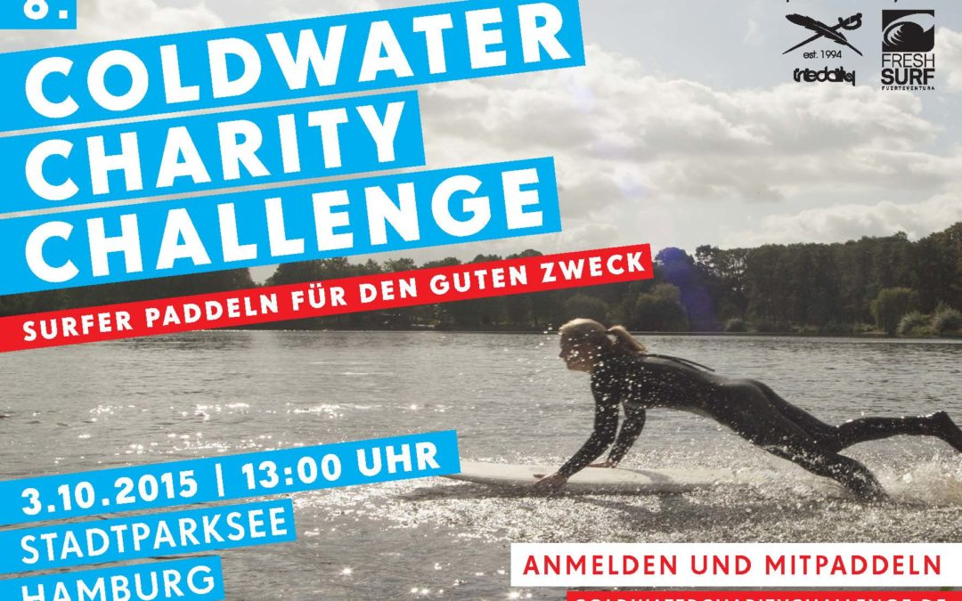 8. Coldwater Charity Challenge