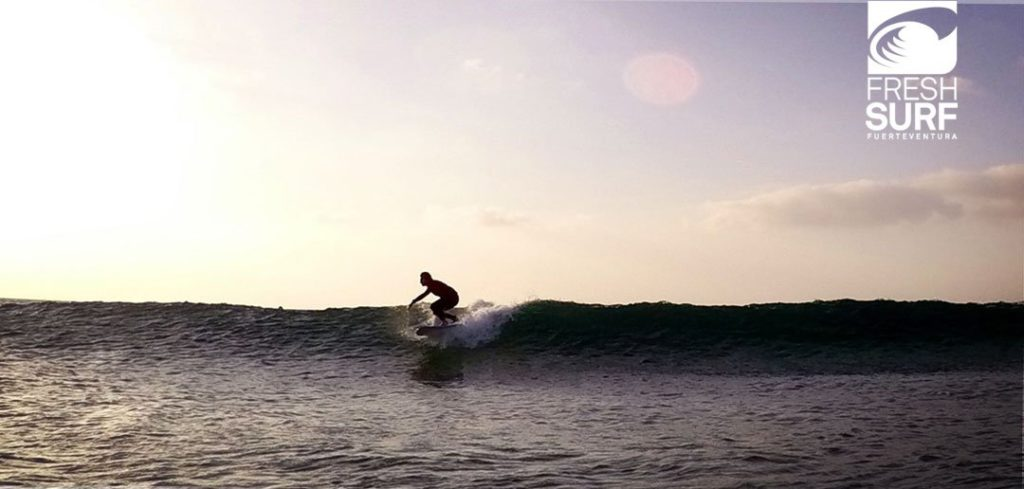 Maximized Barrel Time Today und Sunset Session in El Cotillo