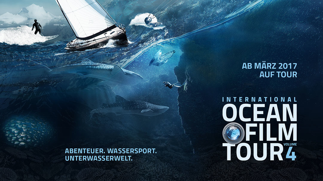 Das Meer in all seinen Variationen – Die International Ocean Film Tour 2017
