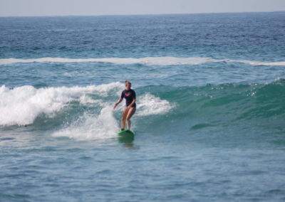 Surfen in Carrizalillo
