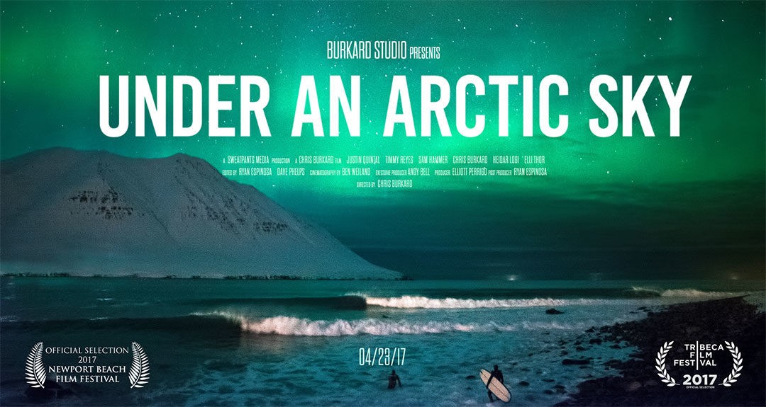 Under an Arctic sky – Europa Tour mit Chris Burkard