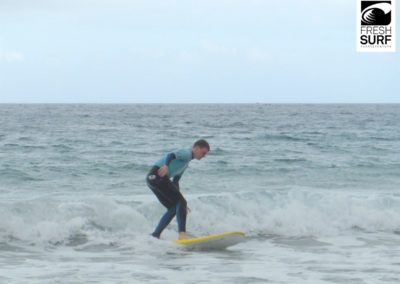 Surfen am Cotillo Beach