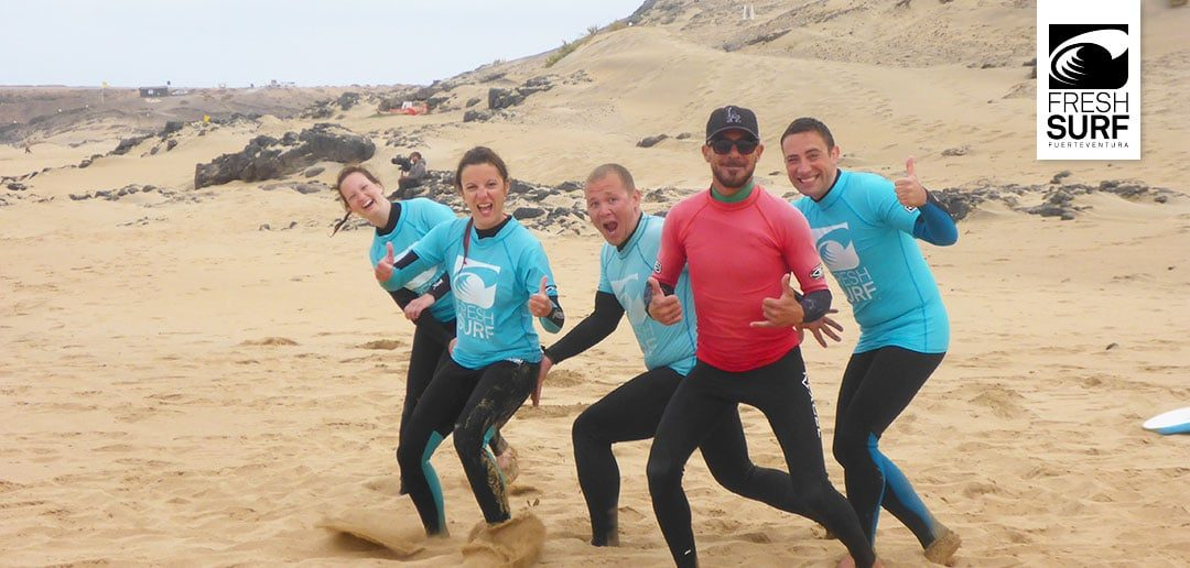 Surfparty am Hausstrand  – Unsere Surfkurse am 08.06.2017