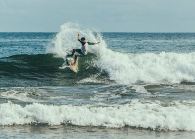 surfen in playa Venao