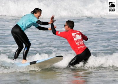 clapping Surfers