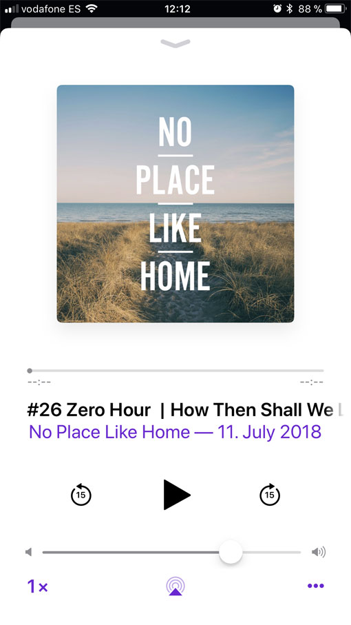 No Place Like Home Podcast