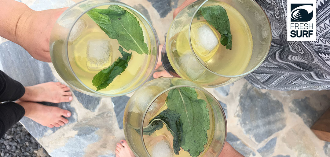 ::: Chin Chin ::: Cheers to that – Our perfect Sundowners